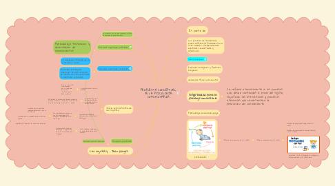 Mind Map: El comienzo de la vida y la primera infancia