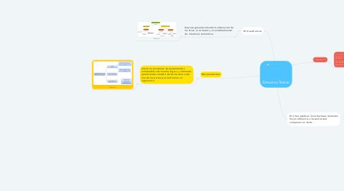 Mind Map: Estructura Textual