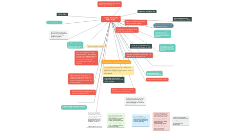 Mind Map: TEORIA ROSEMARY RISSO PARSE.