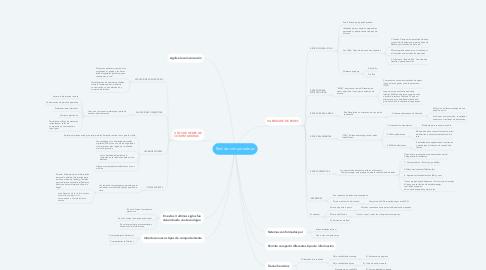 Mind Map: Red de computadoras