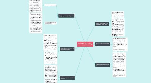 Mind Map: Phần mềm quản lý bán hàng vsoft
