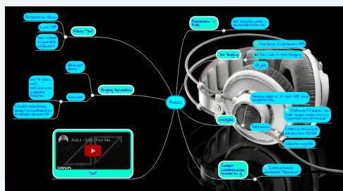 Mind Map: Avicci