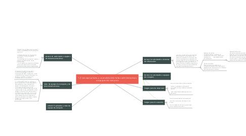 Mind Map: 1.2 conceptualismo y normalidad de faltas administrativas a equipos de computo