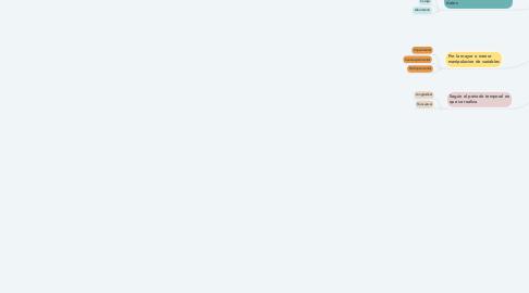 Mind Map: Problema prototipico   El árbol de copal y los alebrijes en San Martín Ticajete, Oaxaca