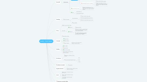 Mind Map: Systém - Hlavní Systém