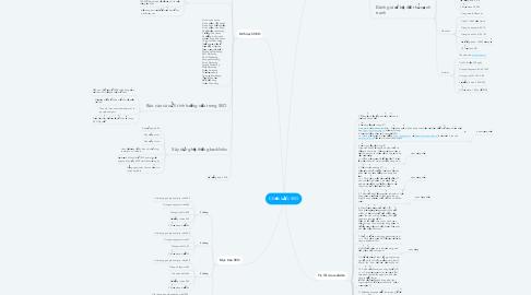 Mind Map: Chiến lược SEO