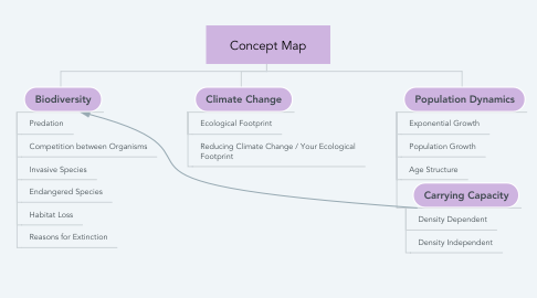 Mind Map: Concept Map