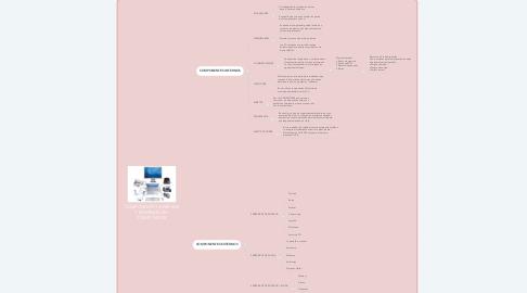 Mind Map: COMPONENTES INTERNOS Y EXTERNOS DEL COMPUTADOR