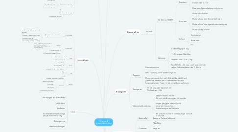 Mind Map: Gruppe 4: Karawankentunnel