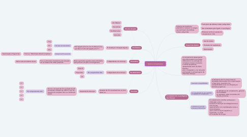 Mind Map: Sistema Complemento