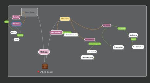 Mind Map: SAS Hackeuse
