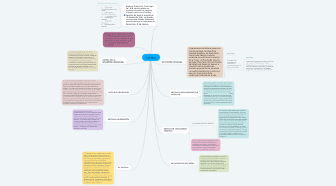 Mind Map: Karl Marx