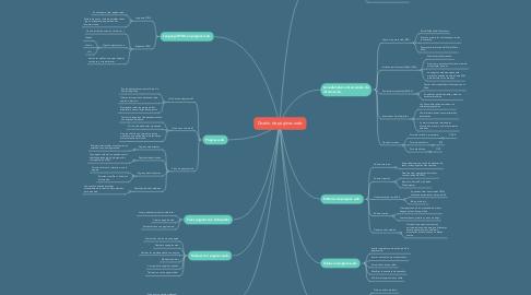 Mind Map: Diseño de páginas web.