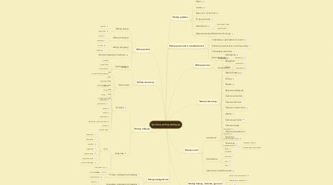 Mind Map: Splošna psihopatologija