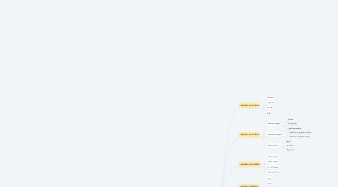 "Mind Map: Juguetería ""X"""