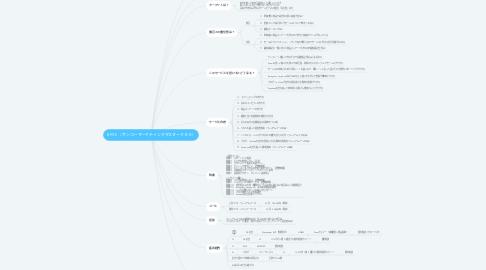 Mind Map: SMC(サンコーマーケティングマスタークラス)