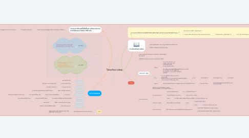 Mind Map: โครงสร้างทางสังคม