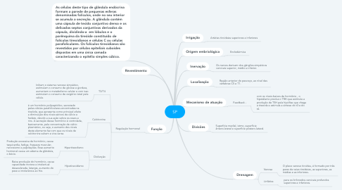 Mind Map: SP