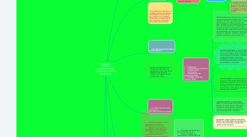 Mind Map: El DOCENTE COMO SUJETO Y SU IMPACTO EN LA SOCIEDAD DEL CONOCIMIENTO
