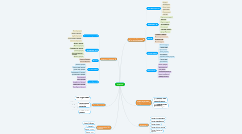 Mind Map: СВ Фитнес