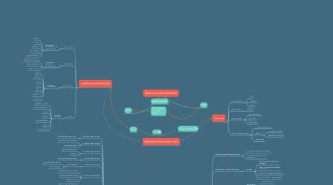 Mind Map: Bioetica y medio ambiente