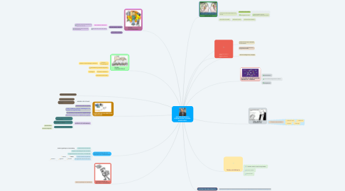 Mind Map: INVESTIGACIÓN DE LA COMUNICACIÓN  DE MASA  MAURO WOLF