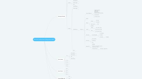 Mind Map: Base de Conhecimento Segmentos 2019