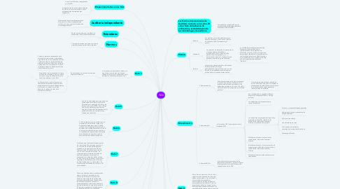 Mind Map: NIA