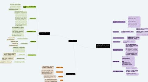 Mind Map: Politica de Precios