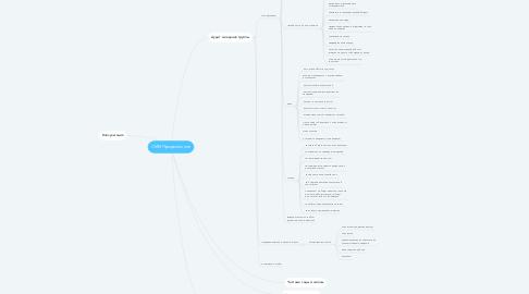 Mind Map: СММ Продвижение