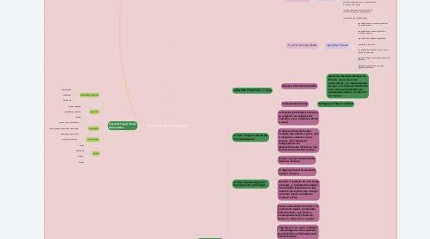 Mind Map: Teoria da Aprendizagem