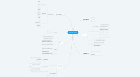 Mind Map: Úlceras por Presión