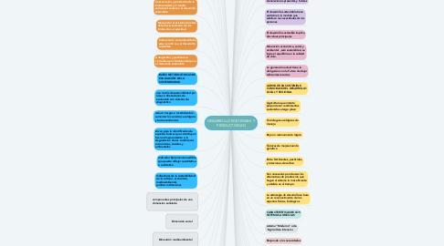 Mind Map: DESARROLLO SOSTENIBLE Y PRODUCTIVIDAD