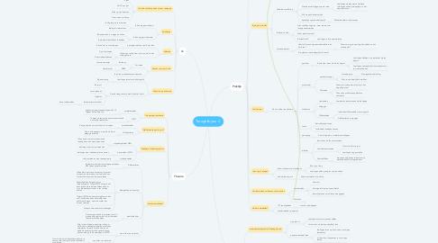 Mind Map: Terugblik jaar 2.