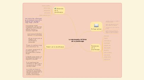 Mind Map: Análisis cualitativo