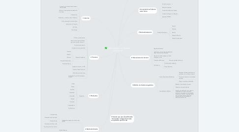Mind Map: Análisis Sistémico  Sistema Justo Sierra