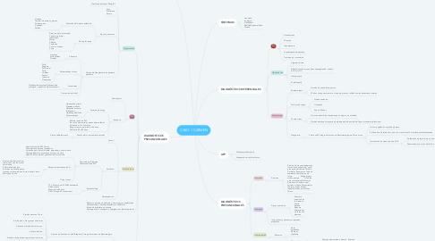 Mind Map: CASO 1 CARMEN