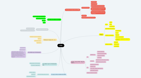 Mind Map: STID