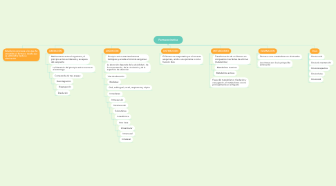 Mind Map: Farmacocinetica
