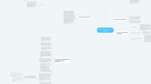 Mind Map: ADMINISTRACIÓN DE LAS FINANZAS