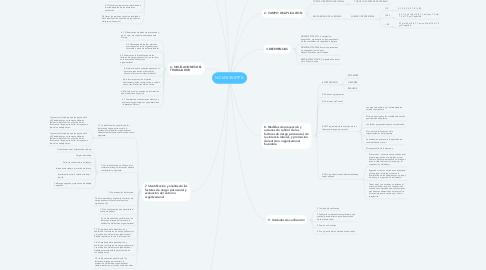Mind Map: NOM-035-STPS.