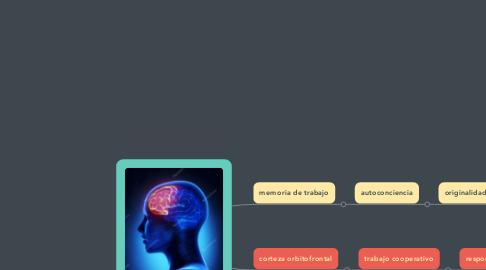 Mind Map: Lobulo Frontal
