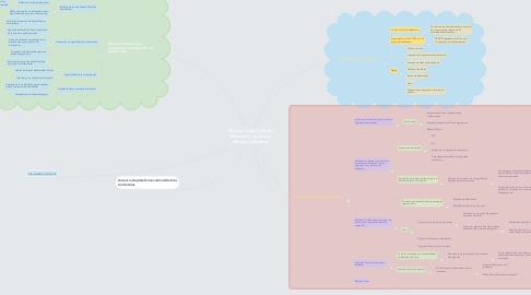Mind Map: Política Fiscal y Medio Ambiente - Juan Luis Munguía Gamboa