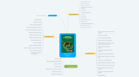 Mind Map: Metodologia General Ajustada