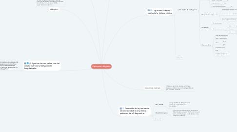 Mind Map: Valoracion Subjetiva