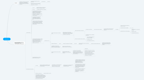 Mind Map: Positivismo: