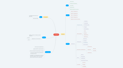 Mind Map: Hallazgos