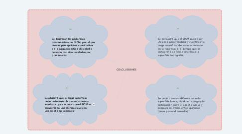 Mind Map: COLCLUSIONES