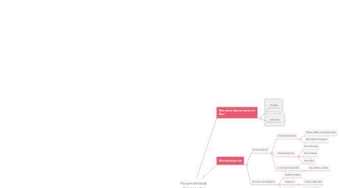 Mind Map: Psicomotricidad Componentes
