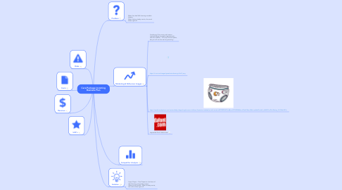 Mind Map: Care Package Incoming Business Plan